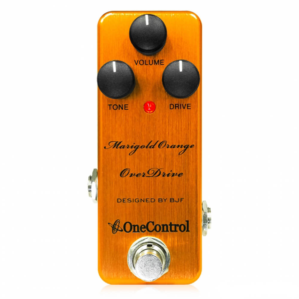 One Control <br>Marigold Orange OverDrive