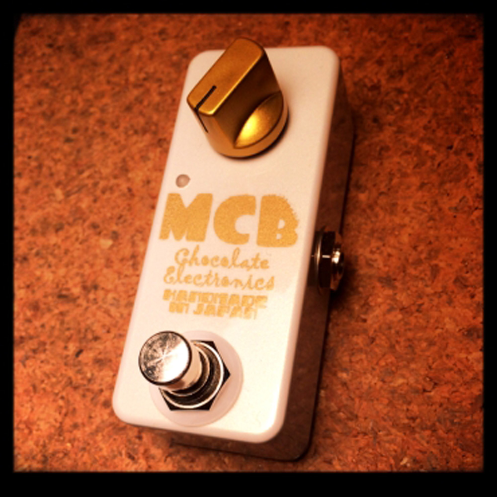 Chocolate Electronics <br>MCB(Mini Chocolate Booster)