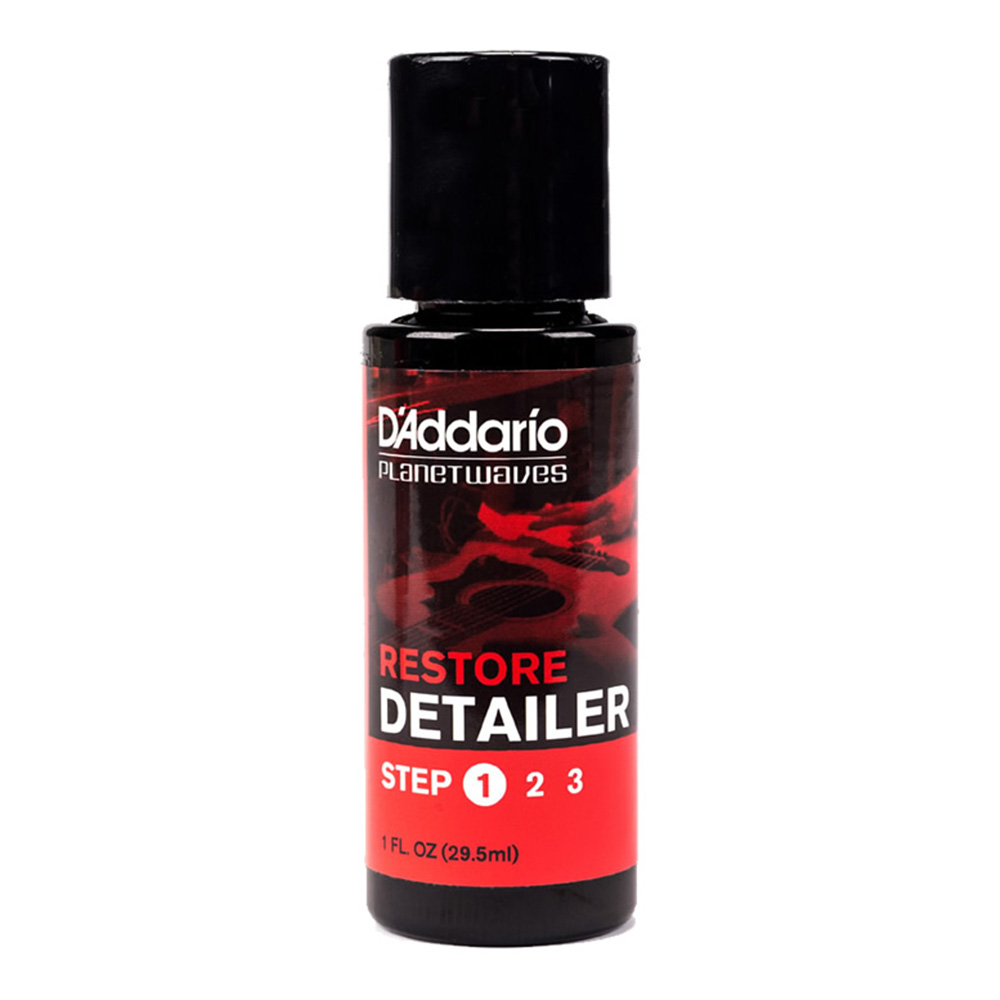 Planet Waves by D&apos;Addario <br>Mini Care Bottles PW-PL-01S - Restore