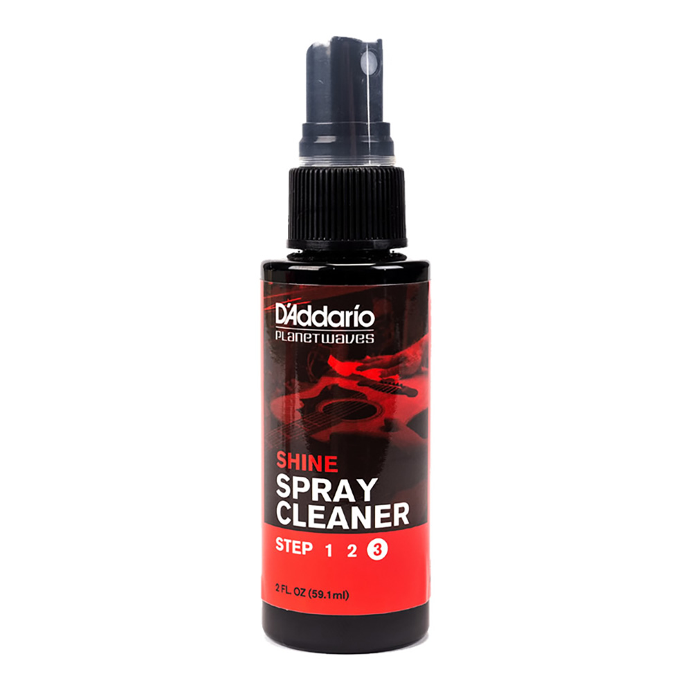 Planet Waves by D&apos;Addario <br>Mini Care Bottles PW-PL-03S - Shine