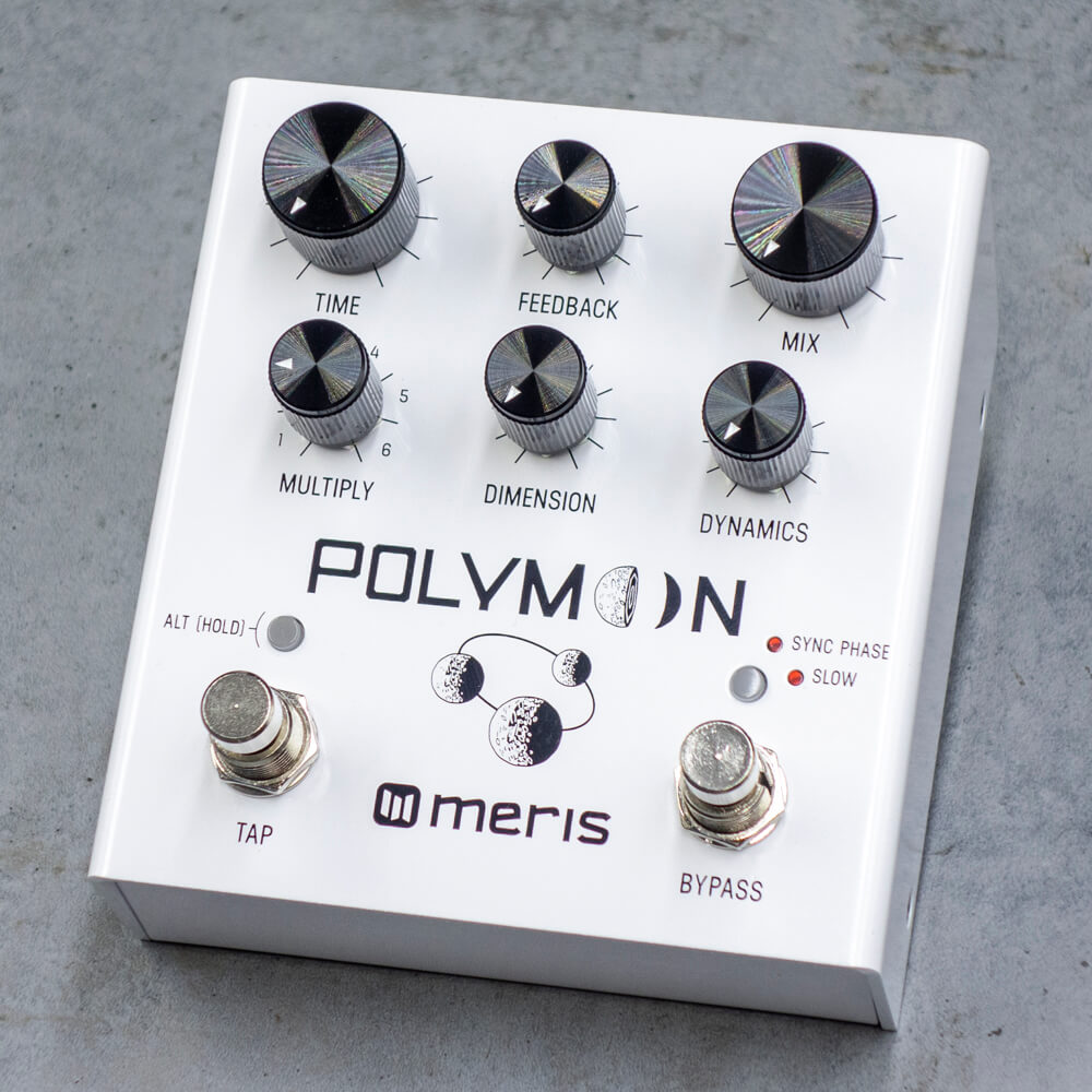 meris <br>Polymoon -Super Modulated Delay-
