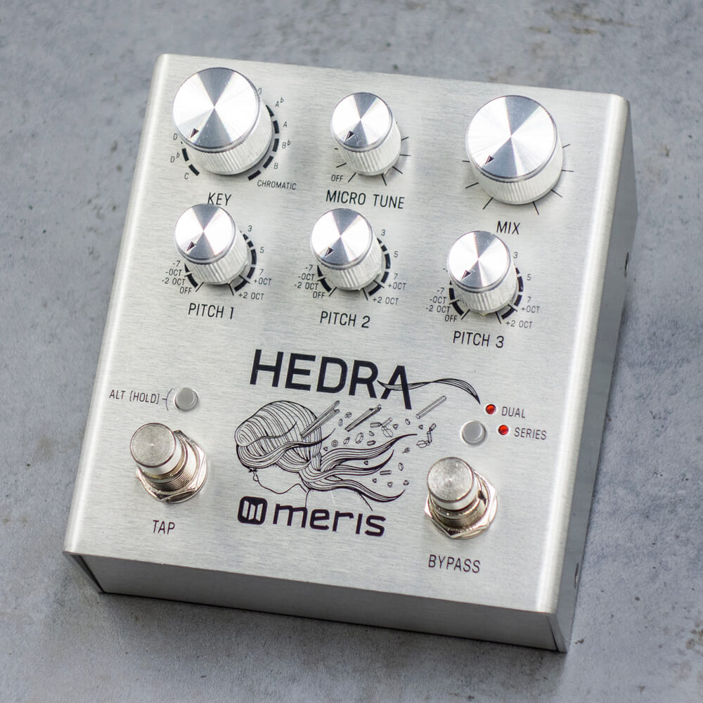 meris <br>Hedra -3 Voice Rhythmic Pitch Shifter-