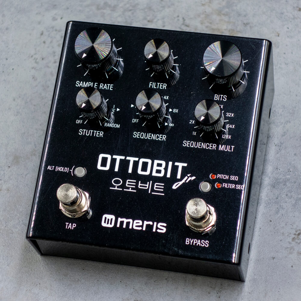 meris <br>Ottobit Jr. -A Maniacal Little Machine-