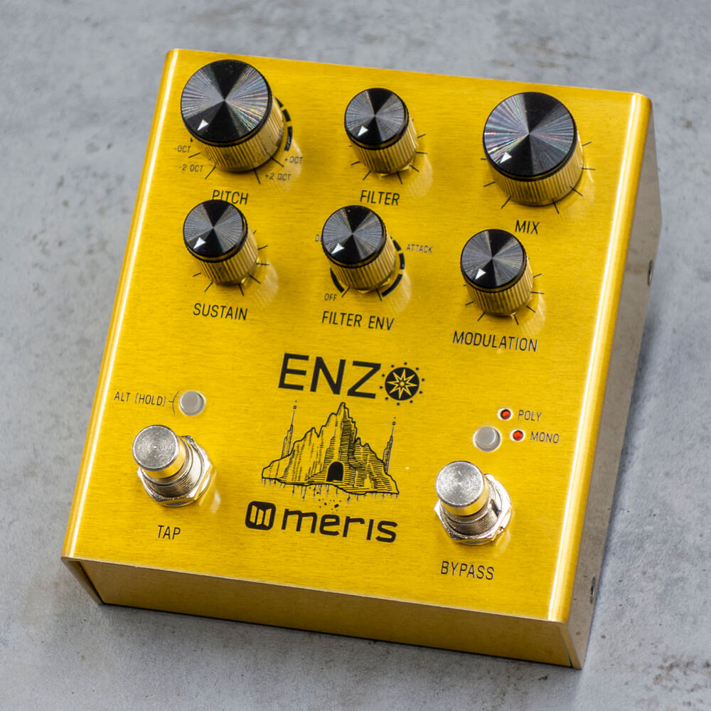 meris <br>Enzo -Multi Voice Instrument Synthesizer-