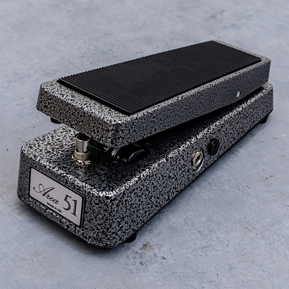 Area 51 <br>VINTAGE ITALIAN WAH with Buffer