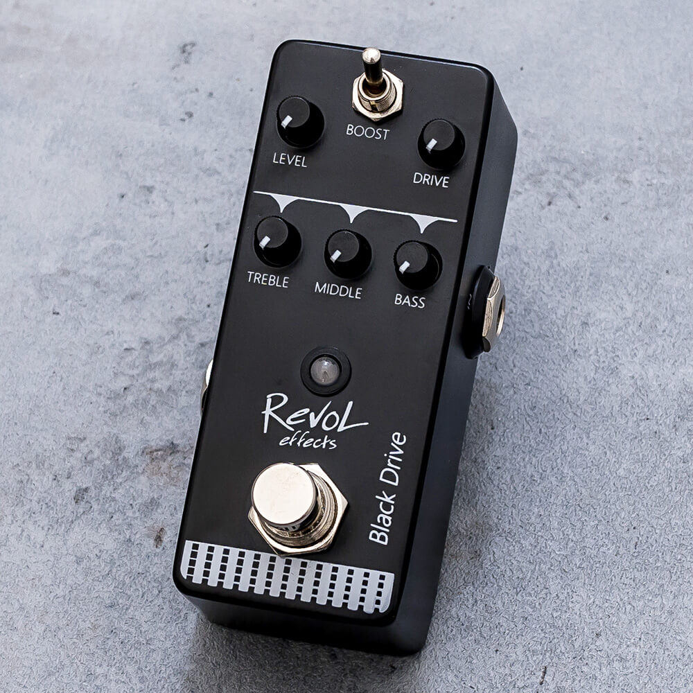 RevoL effects <br>Black Drive EFD-01