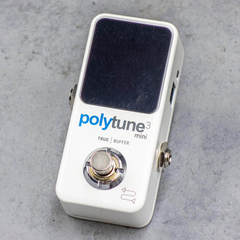 tc electronic <br>POLYTUNE 3 MINI