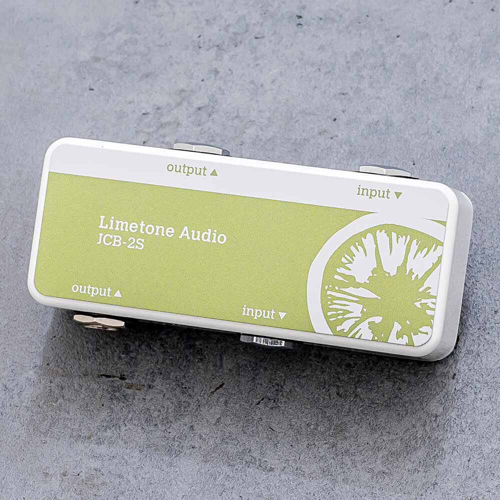 Limetone Audio <br>JCB-2S Green