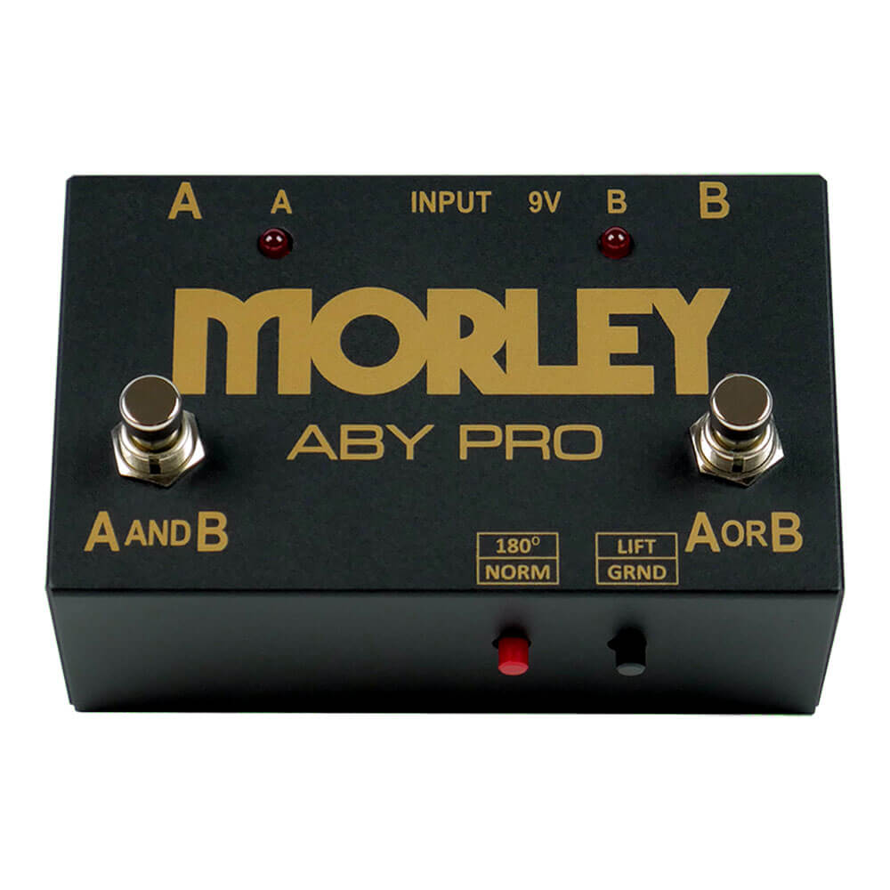 MORLEY <br>ABY PRO