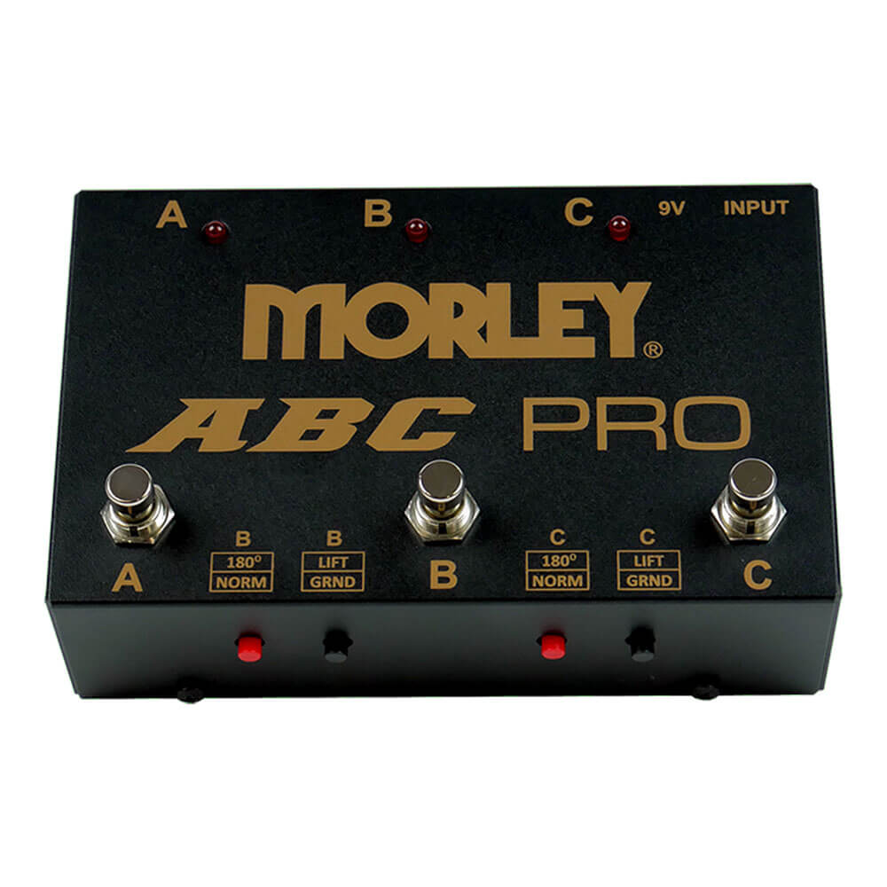 MORLEY <br>ABC PRO