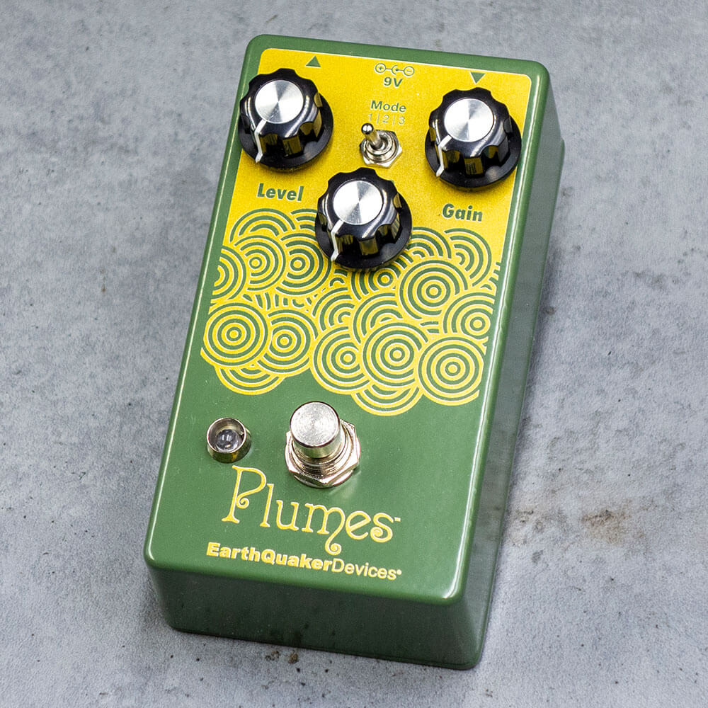 EarthQuaker Devices <br>Plumes Small Signal Shredder