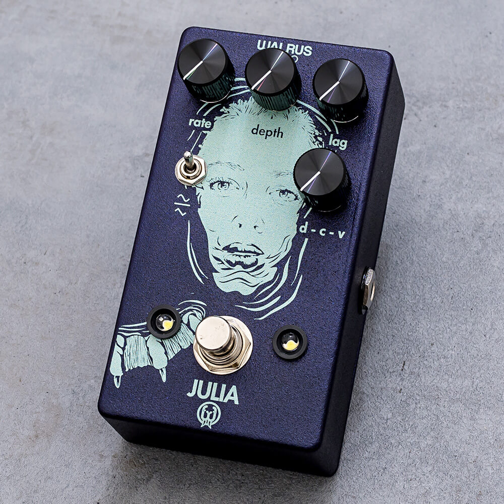 WALRUS AUDIO <br>Julia