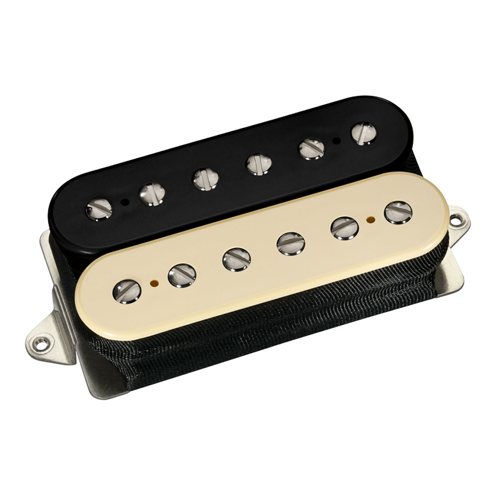 DiMarzio <br>DP282F Dreamcatcher Bridge Black/Cream