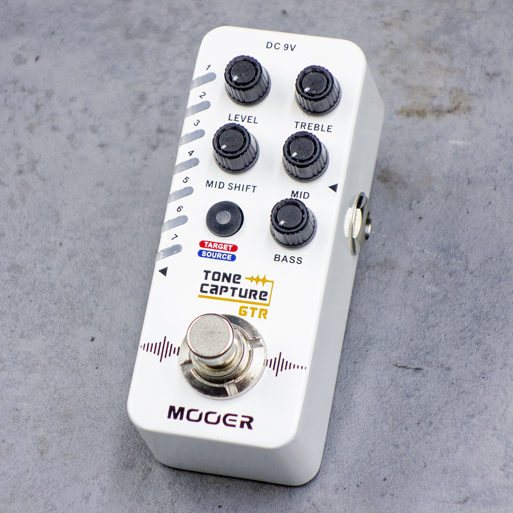 MOOER <br>Tone Capture GTR