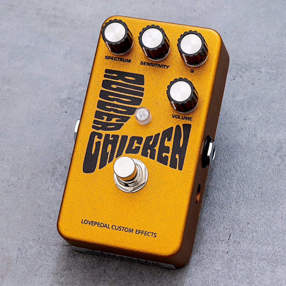 Lovepedal <br>RUBBER CHICKEN