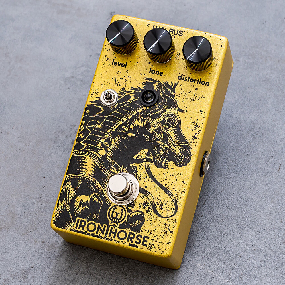 WALRUS AUDIO <br>IRON HORSE V2 Distortion