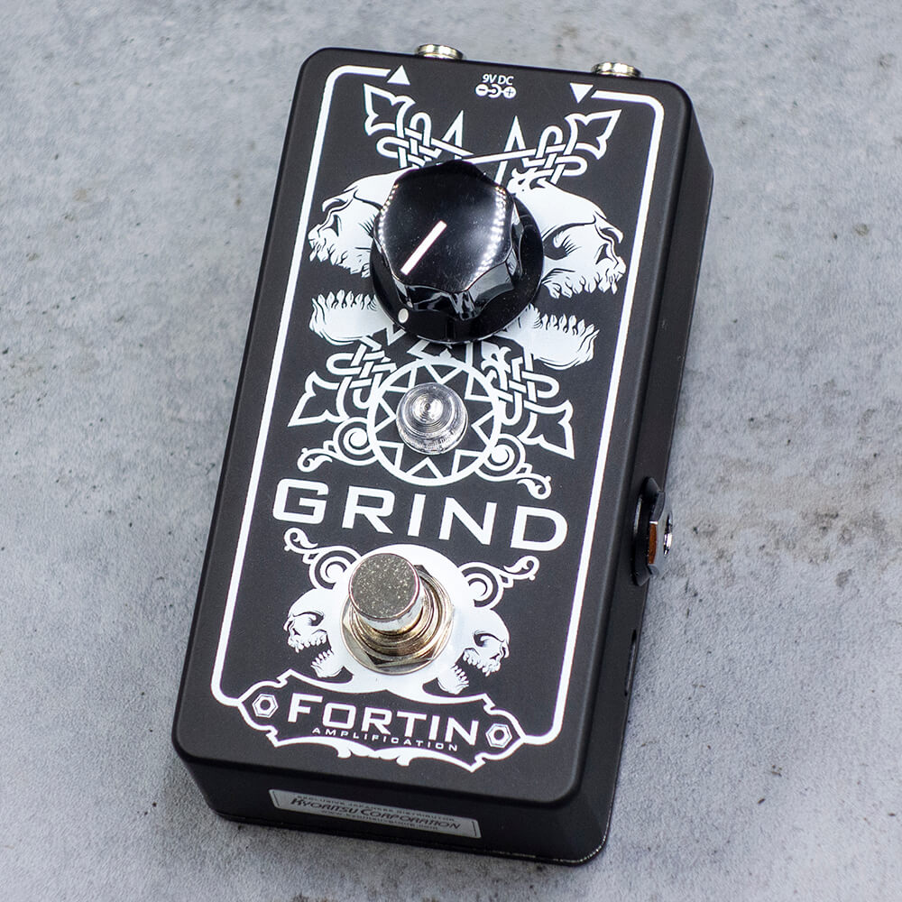 Fortin Amplification <br>GRIND