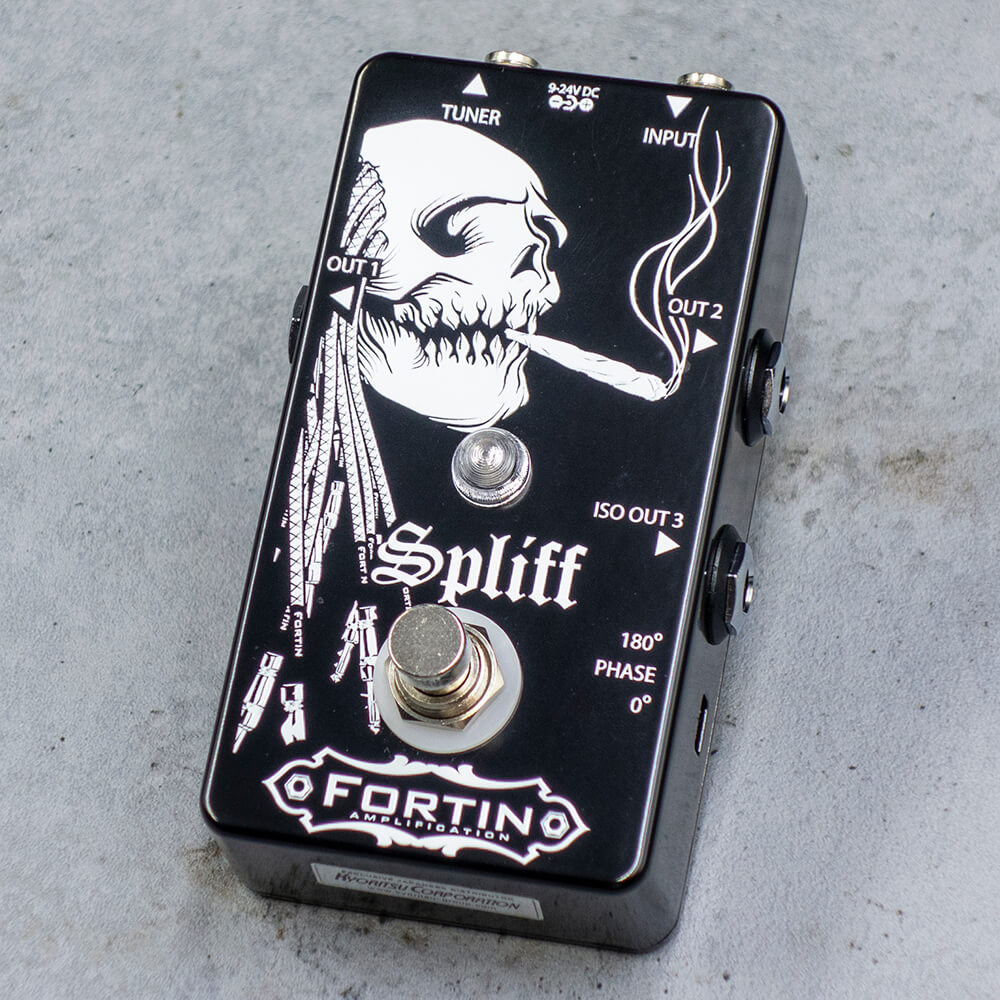 Fortin Amplification <br>SPLIFF