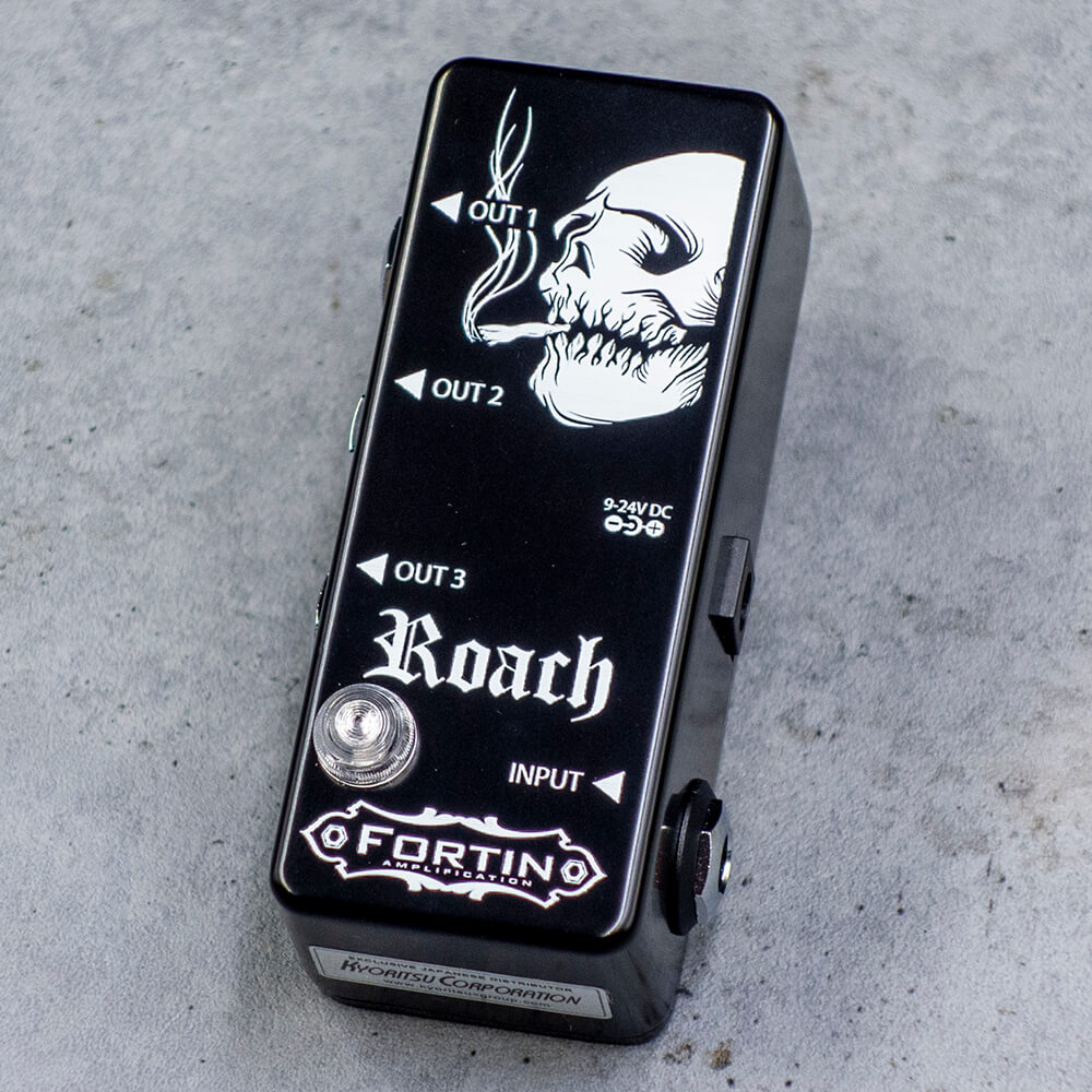 Fortin Amplification <br>ROACH