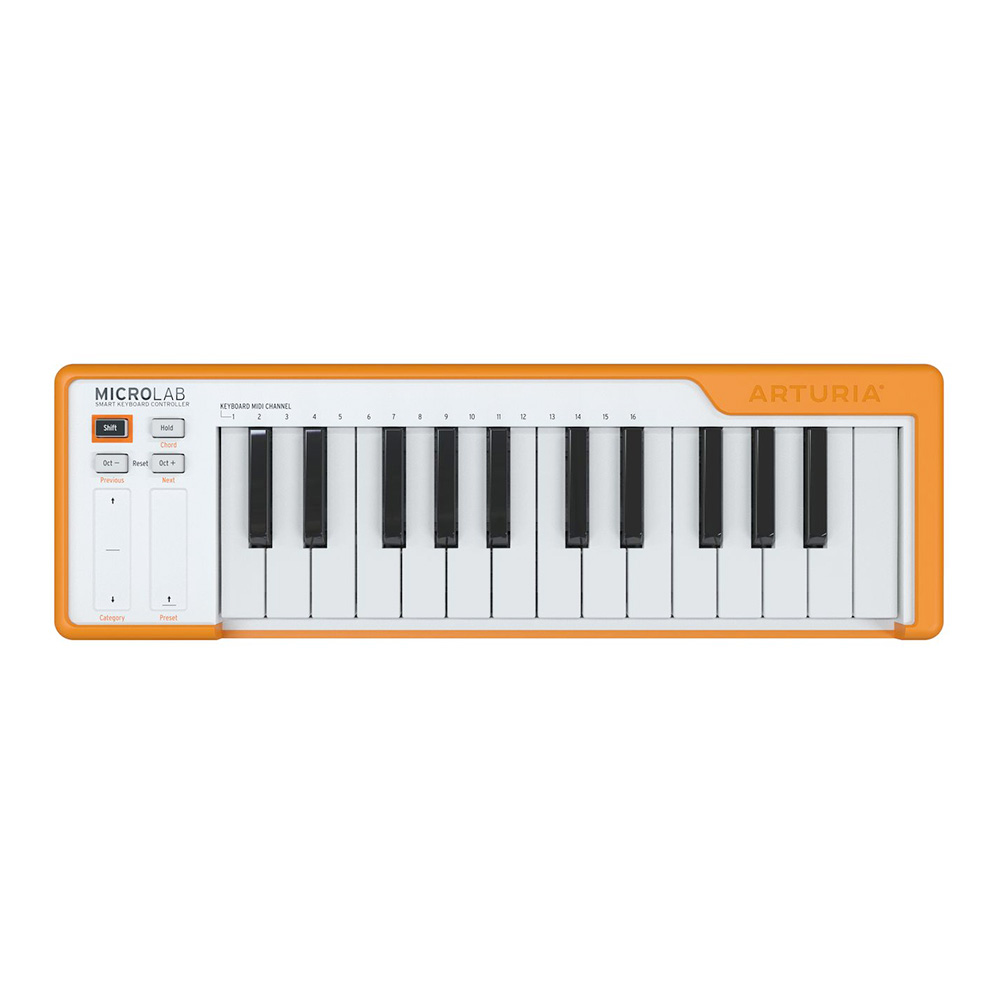 Arturia <br>MicroLab OR (Orange)