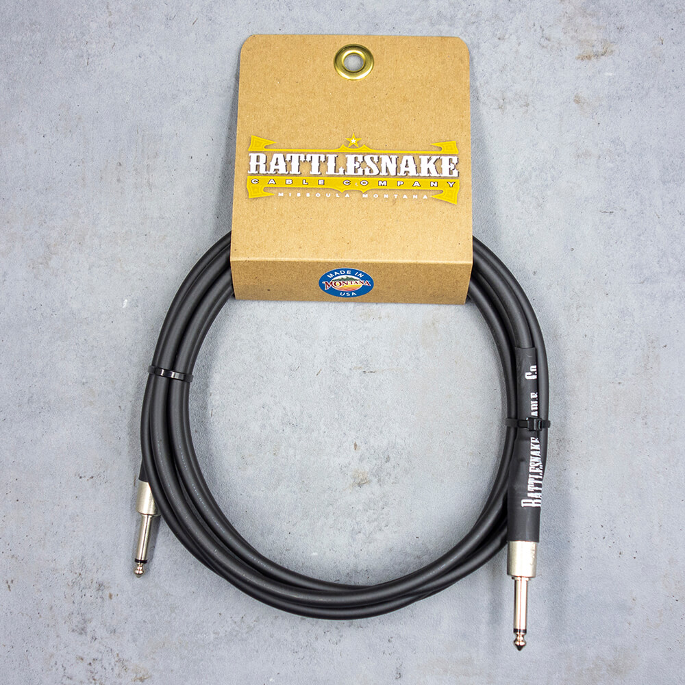 Rattlesnake Cable <br>Standard No Weave 3m SS