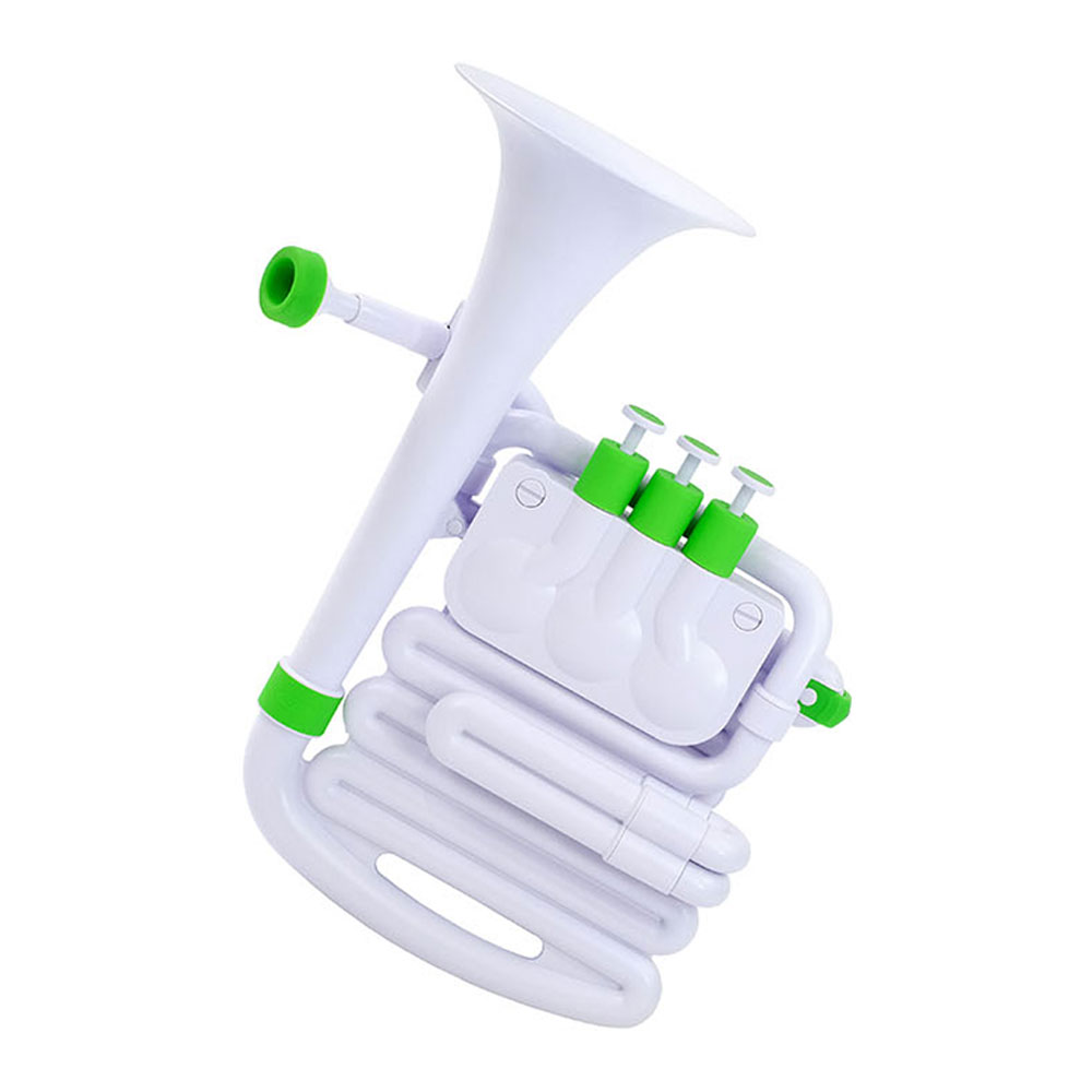 nuvo <br>jHorn N610JHWGN White/Green