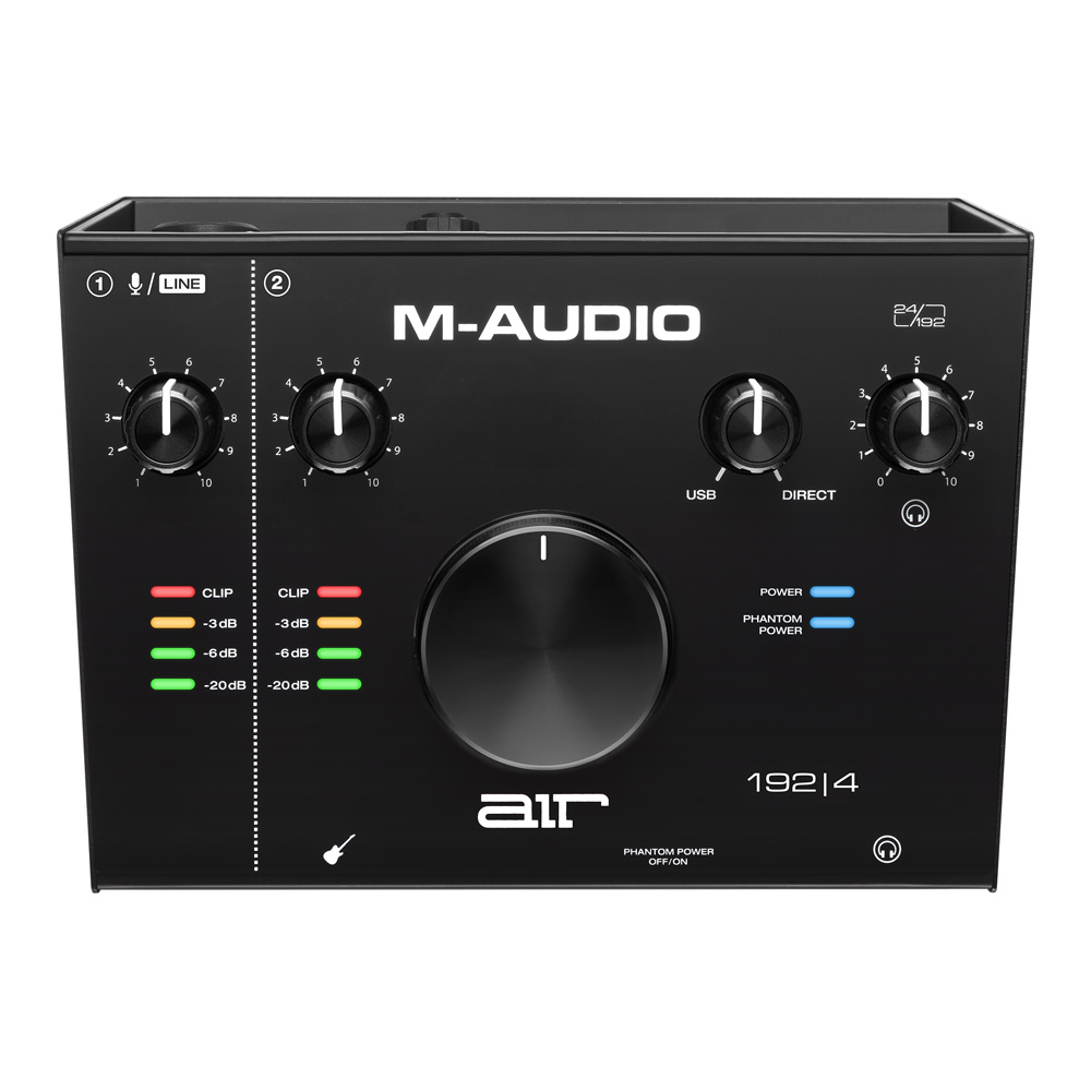 M-AUDIO	<br>AIR 192 | 4