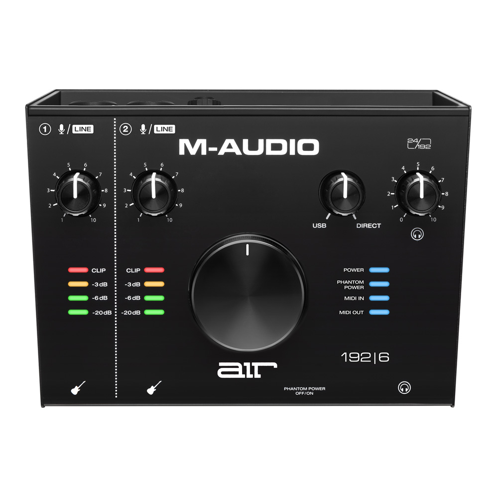 M-AUDIO	<br>AIR 192 | 6