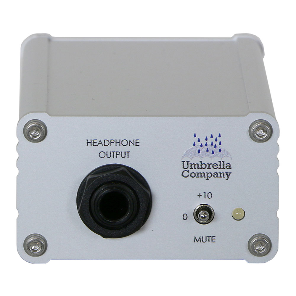 Umbrella Company <br>HP-ADAPTER Headphone Buffer Amp