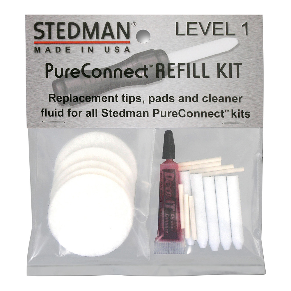 STEDMAN <br>PureConnect Level 1 Refill Kit
