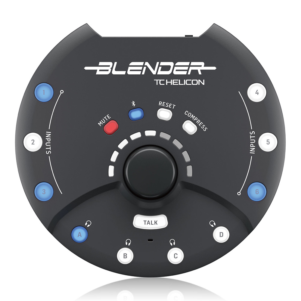 TC HELICON <br>BLENDER