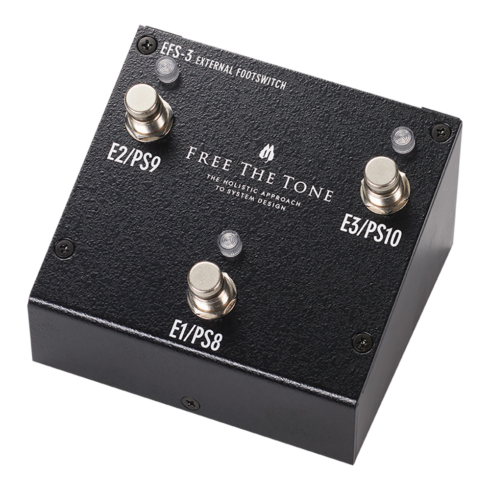 Free The Tone <br>EFS-3 EXTERNAL FOOTSWITCH