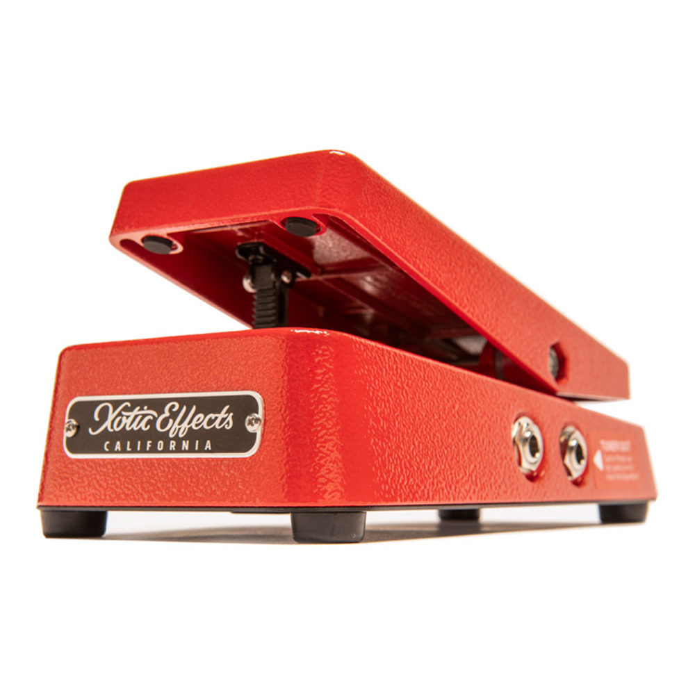 Xotic <br>XVP-25K (Red Case) Low Impedance Volume Pedal