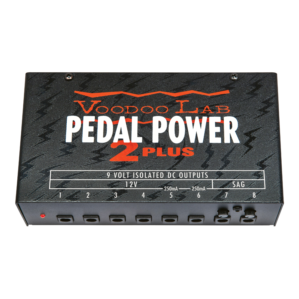 VOODOO LAB <br>Pedal Power 2 Plus