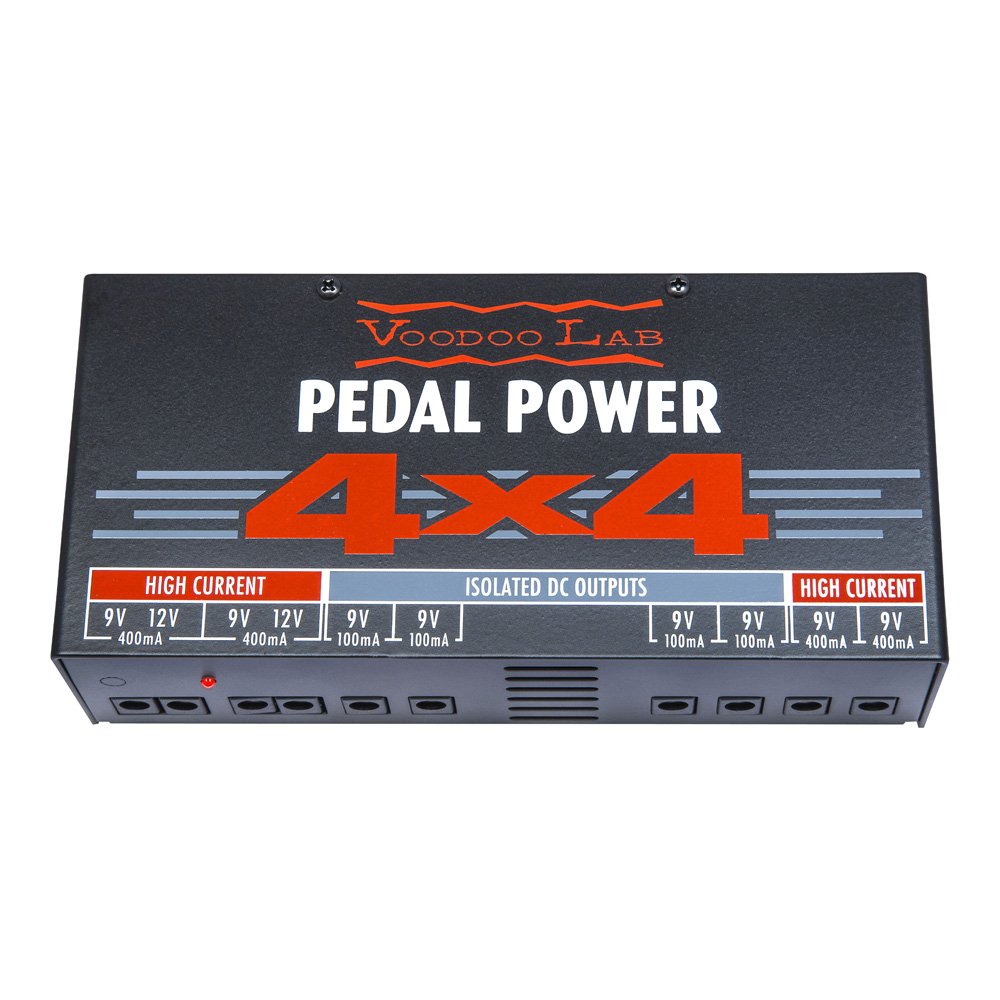 VOODOO LAB <br>Pedal Power 4X4
