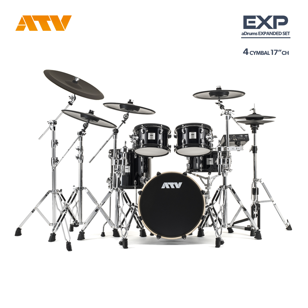 ATV <br>aDrums artist EXPANDED SET [ADA-EXPSET] 4Cymbal
