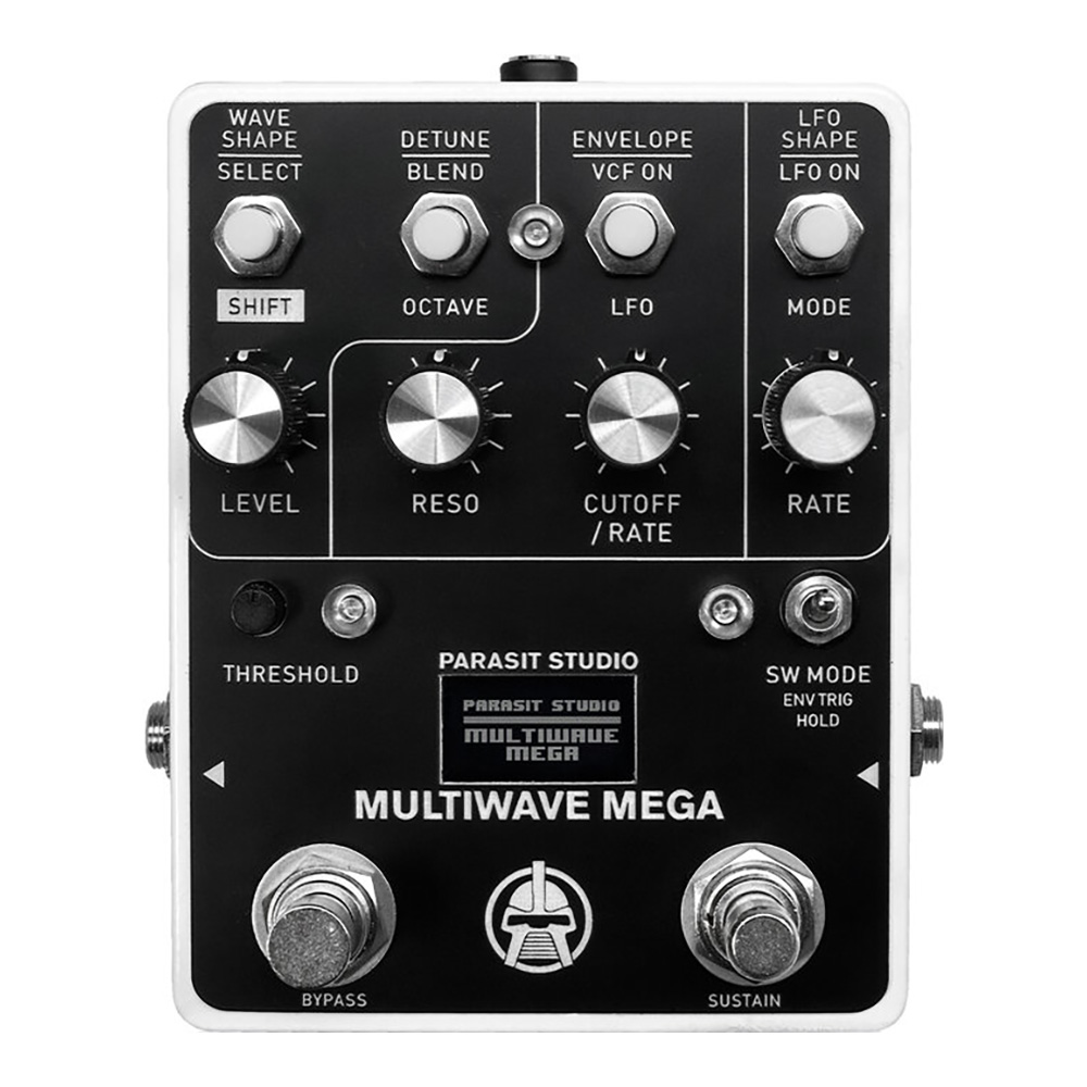 PARASIT STUDIO <br>The Multiwave Mega Guitar Synthesizer