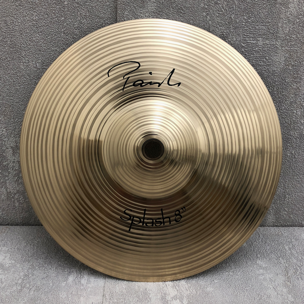PAiSTe <br>Signature The Paiste Splash 8""