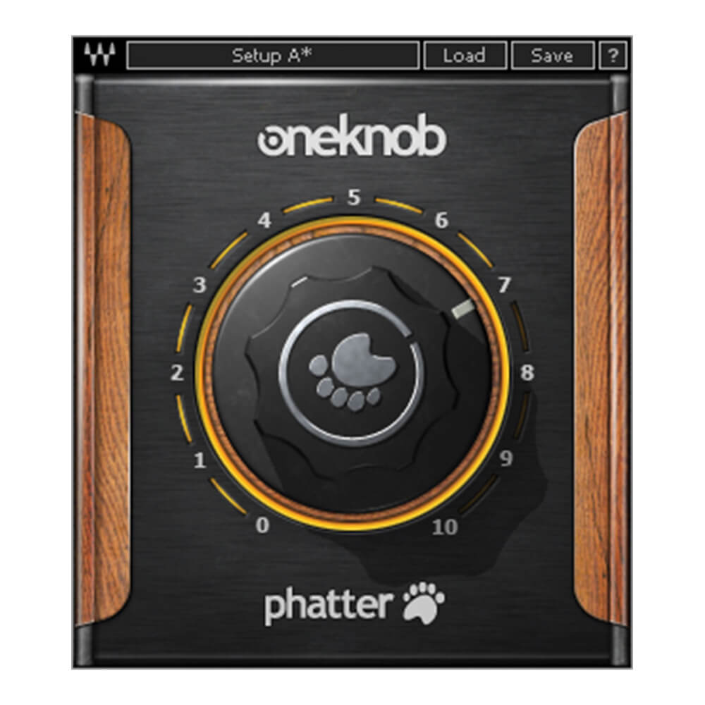 WAVES <br>OneKnob Phatter