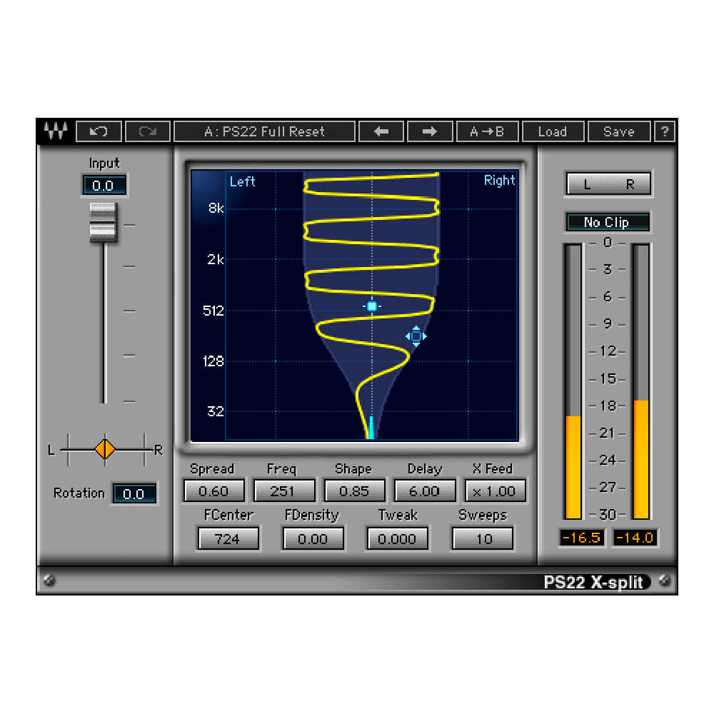 WAVES <br>PS22 Stereo Maker