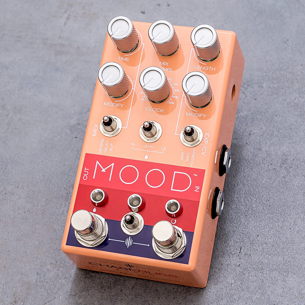 CHASE BLISS AUDIO <br>M O O D