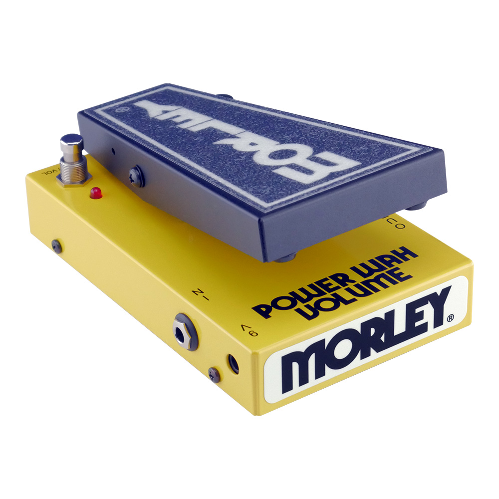 MORLEY <br>20/20 Power Wah Volume [MTPWOV]