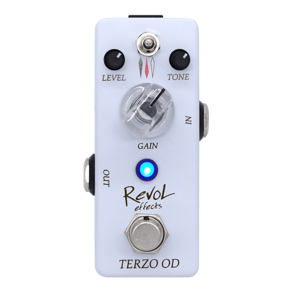 RevoL effects <br>TERZO OD EOD-03