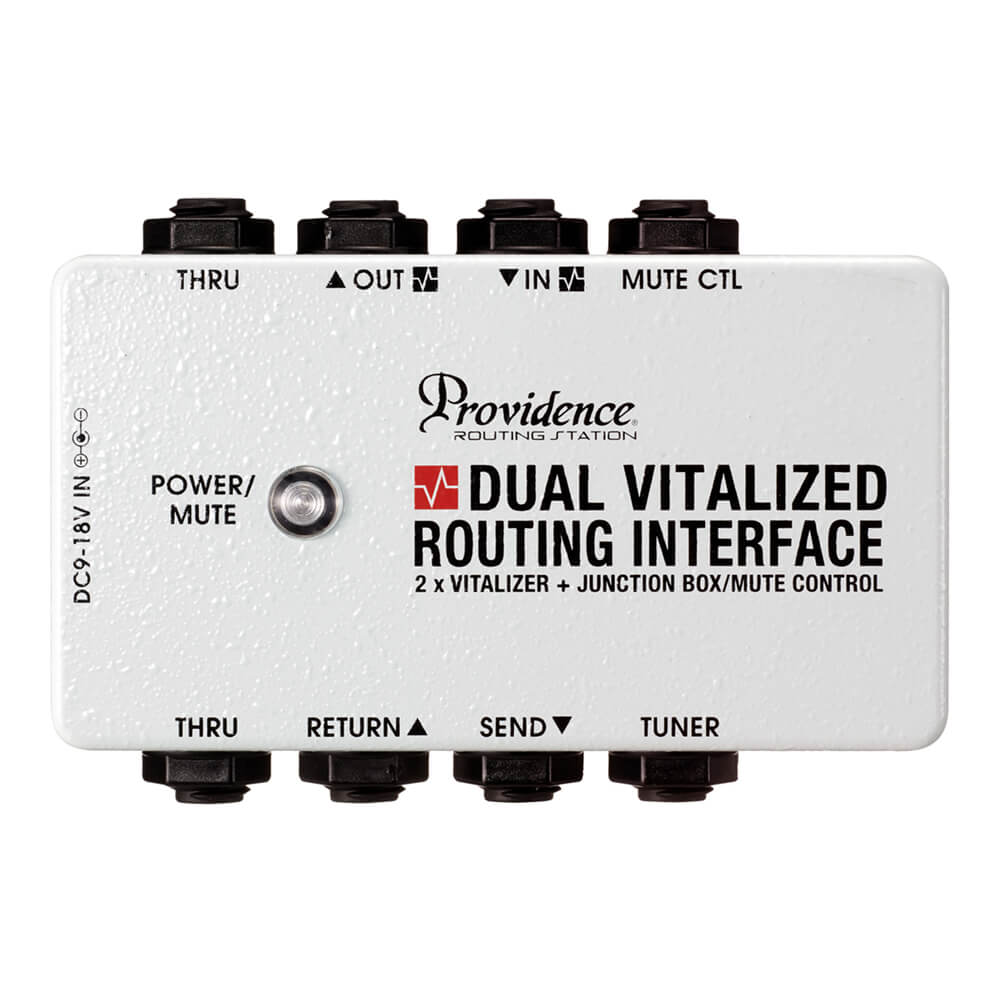Providence <br>DUAL VITALIZED ROUTING INTERFACE DVI-1M