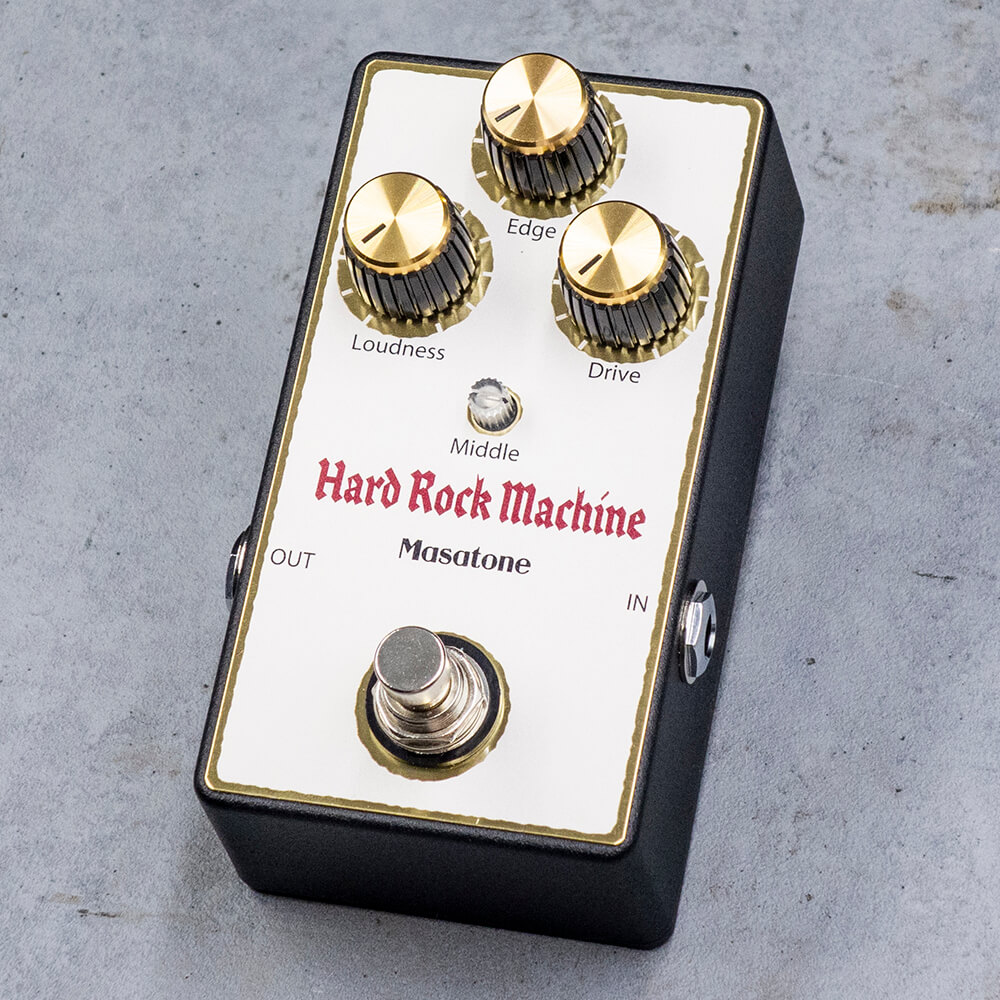 Masatone Effectifiers <br>Hard Rock Machine