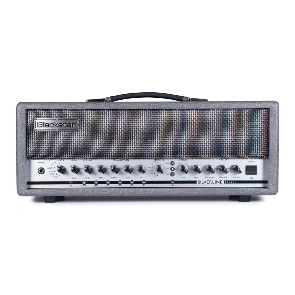 Blackstar <br>Silverline Deluxe Head 100WH