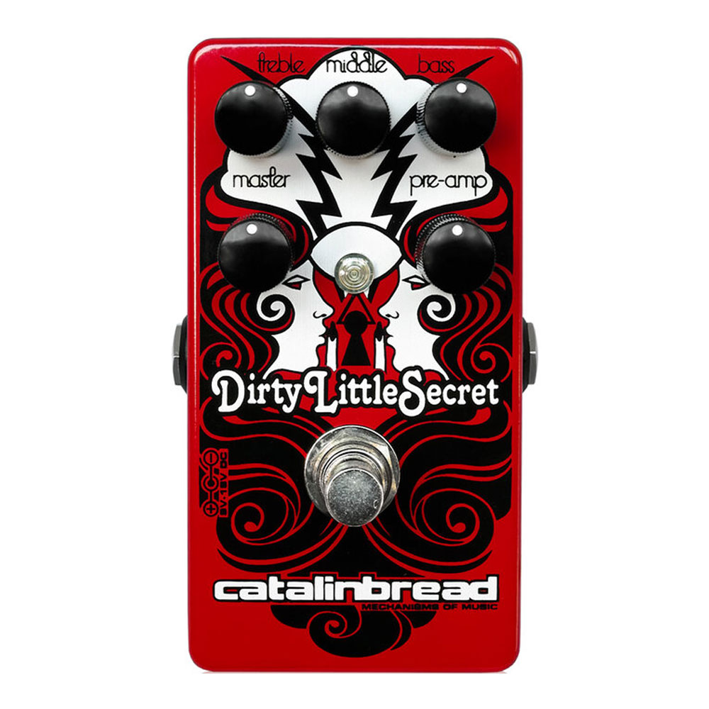 Catalinbread <br>Dirty Little Secret Red