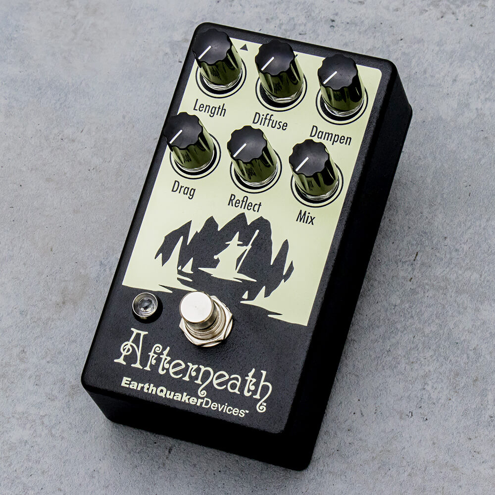 Earth Quaker Devices <br>Afterneath