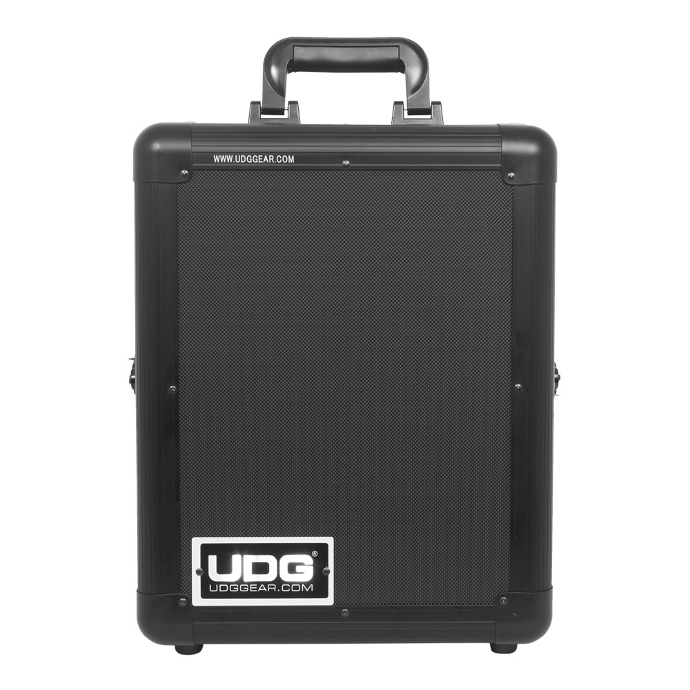 UDG <br>ULTIMATE PICK FOAM FLIGHT CASE S ブラック [U93010BL]