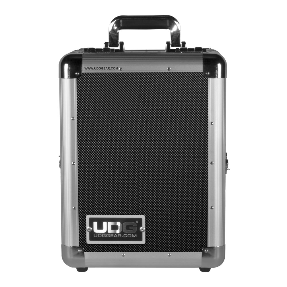 UDG <br>ULTIMATE PICK FOAM FLIGHT CASE S シルバー [U93010SL]